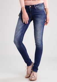 Mavi - SERENA - Jeans Skinny Fit - dark used - 0