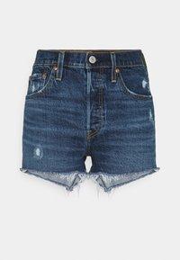 Levi's® - 501 ORIGINAL  - Denim shorts - salsa destiny - 0