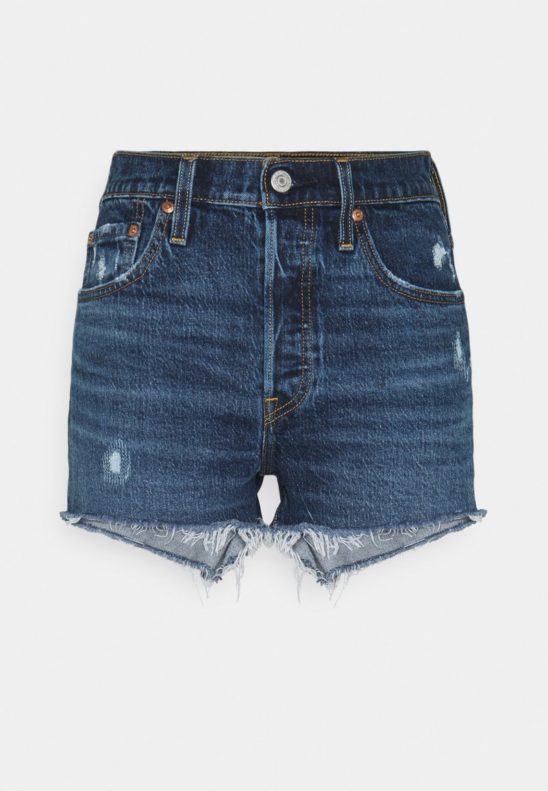 Levi's® - 501 ORIGINAL  - Denim shorts - salsa destiny