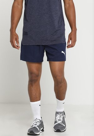 ACTIVE SHORT - Sports shorts - peacoat