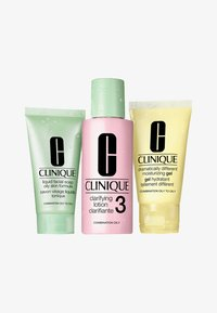 Clinique - 3-STEP INTRODUCTION KIT SKIN TYPE 3 - Skincare set - - - 0