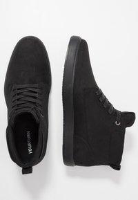 YOURTURN - Höga sneakers - black - 1