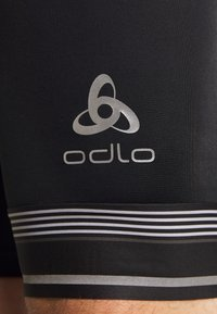 ODLO - SHORT SUSPENDERS ZEROWEIGHT DUAL - Tights - black - 3