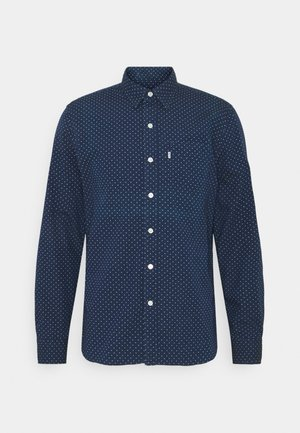 SUNSET POCKET - Shirt - carlton indigo
