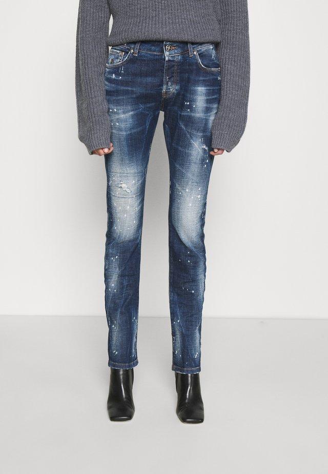 JEANS MARCAB - Slim fit jeans - blue denim