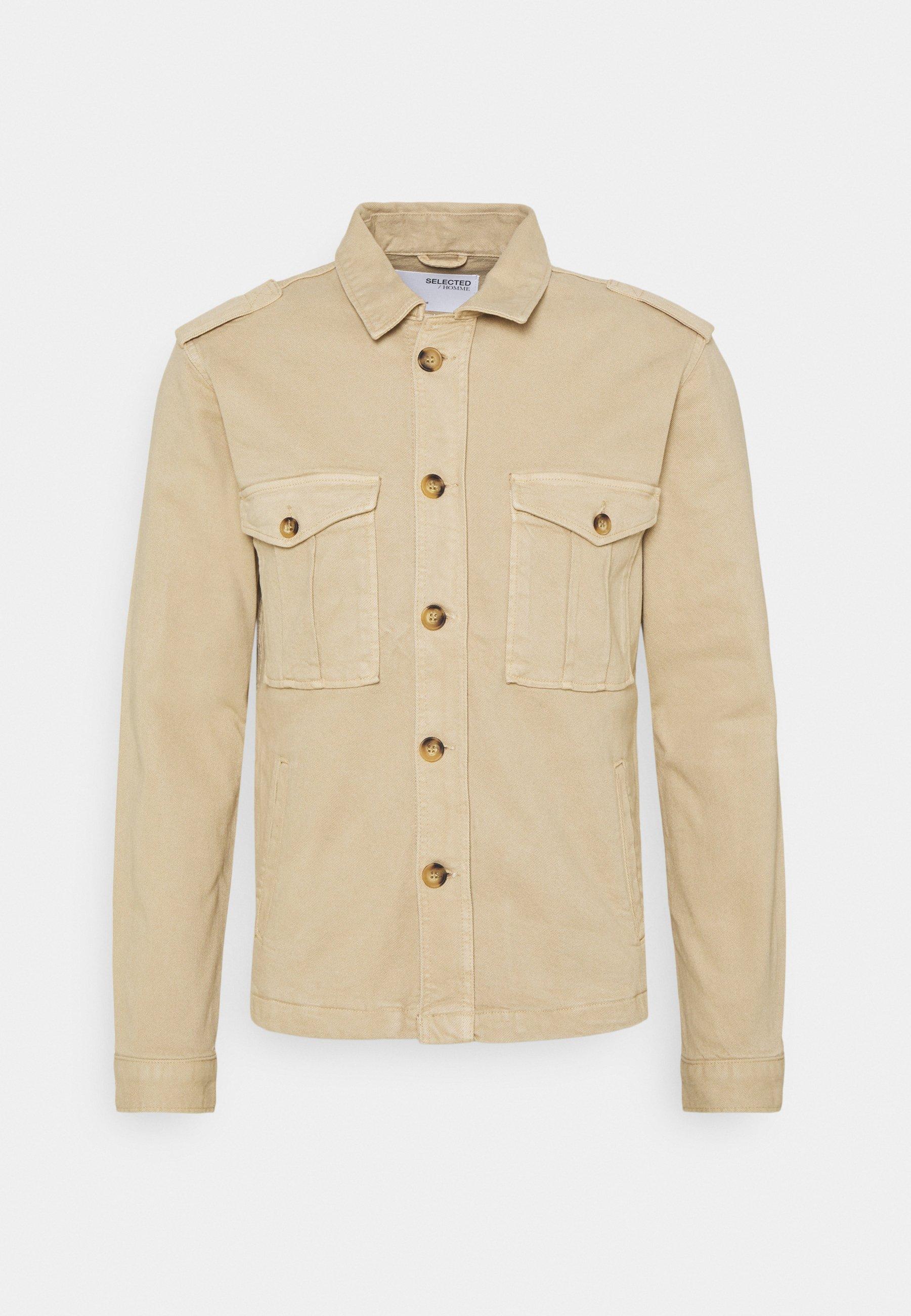 Men SLHPORTWAY JACKET - Summer jacket
