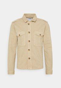 SLHPORTWAY JACKET - Summer jacket - bone white