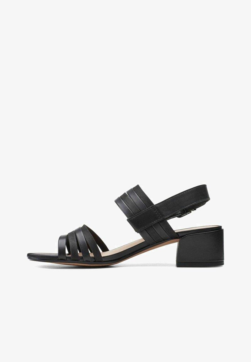 Clarks - CAROLEIGH  - Sandals - black