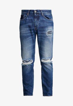 ROY - Jeans Tapered Fit - dark blue denim