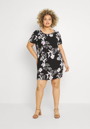 CARLUXINA DRESS  - Robe d'été - black