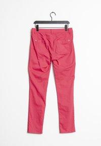 s.Oliver BLACK LABEL - Slim fit jeans - pink - 1