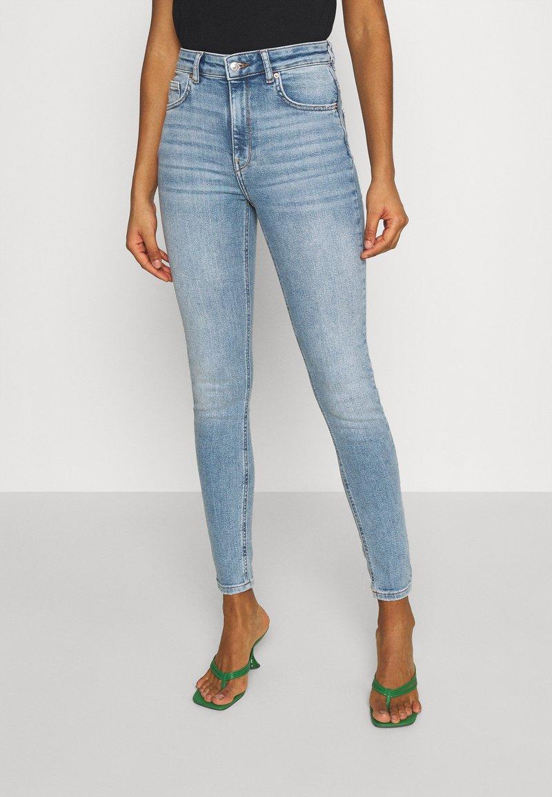Gina Tricot - HEDDA ORIGINAL - Jeans Skinny Fit - midblue