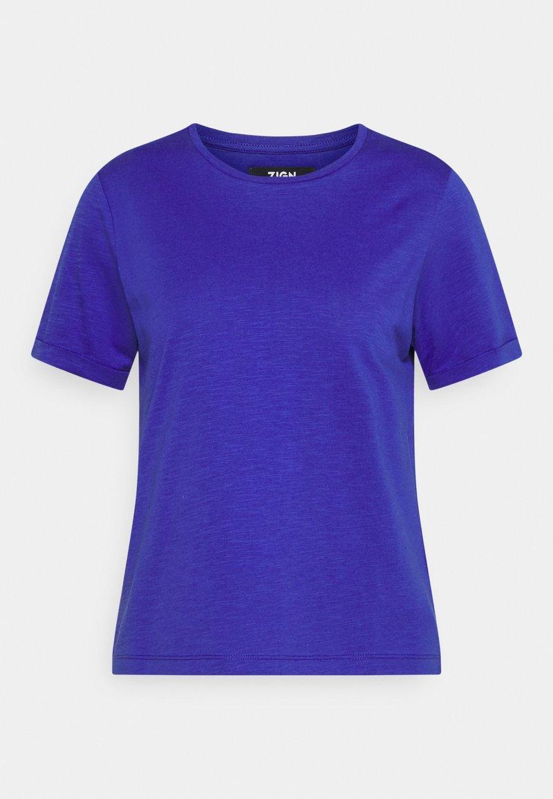 Zign - T-shirts basic - blue