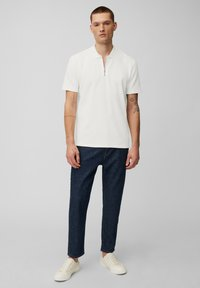 Marc O'Polo DENIM - Polo shirt - scandinavian white - 1