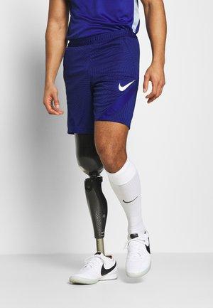DRY STRIKE SHORT - Sports shorts - blue void/deep royal blue/white
