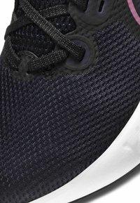 Nike Performance - RENEW RIDE 2 - Zapatillas de running neutras - blackened blue black cyber pink glow - 7