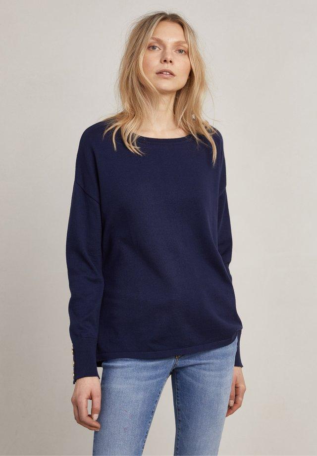Sweter - true navy