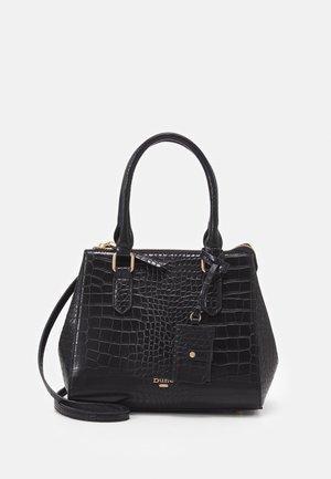 DANVIE - Handbag - black