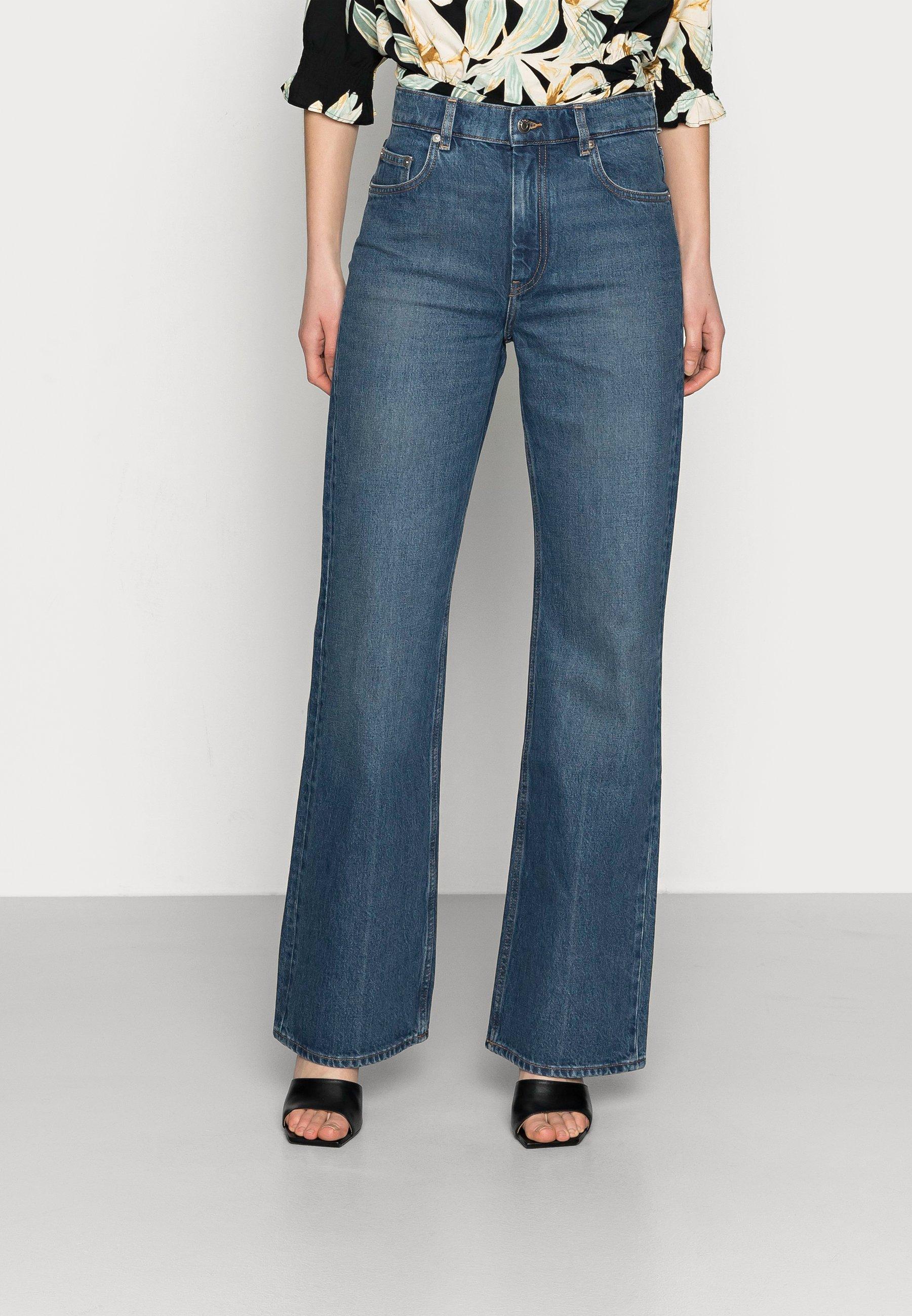 Women JEANS - Flared Jeans