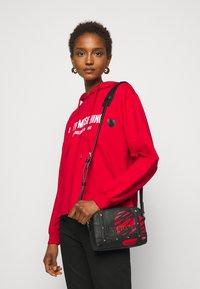 Love Moschino - PRINTED - Across body bag - fantasy color - 0