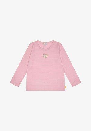 SWEET HEART - Langarmshirt - pink nectar