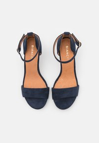 Bianco - BIAADORE BASIC  - Sandály - navy blue - 5