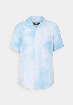 UNISEX - Hemd - white/light blue