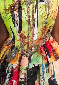 Christopher Kane - MINDSCAPE CUPCAKE MINI DRESS - Cocktailkleid/festliches Kleid - orange/multi-coloured - 5