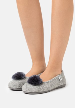 HEIDI 3D - Slippers - grey