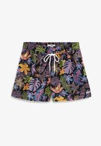 Vans - WM TROPICALI SHORT - Shorts - black - 3