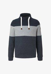 TOM TAILOR - Sweatshirt - middle grey melange - 0
