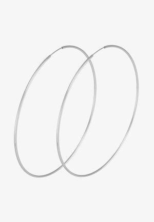 EARRINGS SANNE - Orecchini - silver-coloured