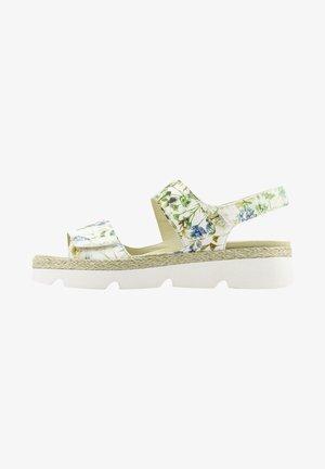 H-SISSY - Sandalen met plateauzool - grün