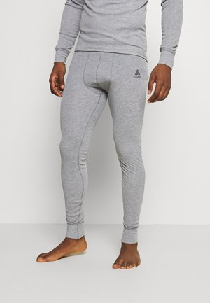 ACTIVE WARM ECO BOTTOM LONG - Långkalsonger - grey melange