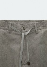 Massimo Dutti - IM VINTAGELOOK  - Trousers - grey - 4