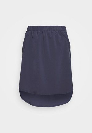 SKIRT - Gonna sportivo - feeling blue