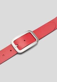 s.Oliver - Belt - red - 4