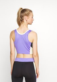 The North Face - EXTREME TANK - Top - retro purple - 2