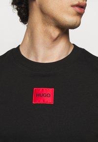 HUGO - DIRAGOL - Collegepaita - black - 4