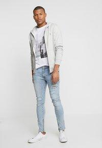 Jack & Jones - JJILIAM JJORIGINAL - Jeans Skinny Fit - blue denim - 1