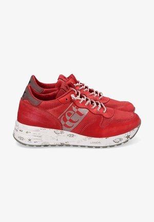 Zapatillas - rojo