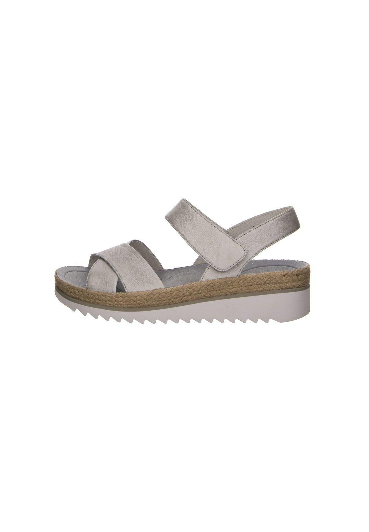 Graue Keilsandaletten | Das Upgrade für deine Füße bei ZALANDO