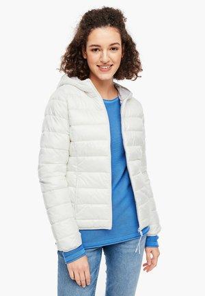 Winter jacket - ecru