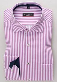 Eterna - MODERN FIT - Shirt - pink/weiss - 4