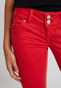 LTB - MOLLY - Jeans Skinny Fit - barbados cherry - 6