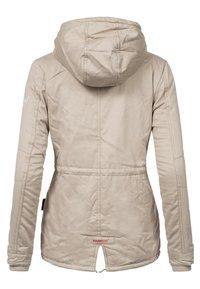Marikoo - MANOLYA - Winter coat - beige - 1