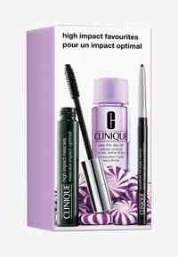 Clinique - HIGH IMPACT FAVOURITES - Makeup set - - - 2