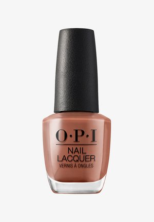 NAIL LACQUER - Nail polish - nlc 89 chocolate moose