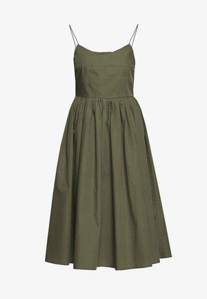 YASTERRA MIDI DRESS PETITE ICONS - Day dress - four leaf clover