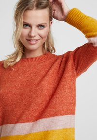 KIOMI - Jumper - orange